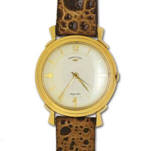 Hamilton Electric 14k mm  watch