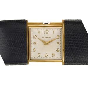 Movado vermeil mm Manual watch
