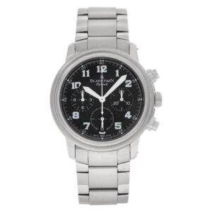 Blancpain Flyback Chrono 2185F-1130-71 stainless steel 38mm auto watch