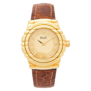 Piaget Tanagra GOA15075 18k 25mm Quartz watch