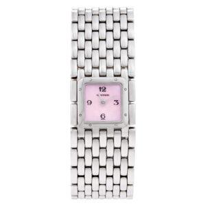 Cartier Ruban 2420 stainless steel 21mm Quartz watch