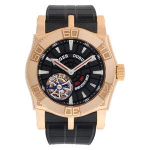Roger Dubuis Easy Diver Tourbillon SE48 02 5 K9.53 18k rose gold 47mm Limited