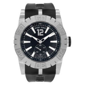 Roger Dubuis Easy Diver RDDBSE0257 Stainless Steel Black dial 46mm Automatic wat
