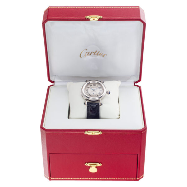 Cartier Diablo Minute Repeater Platinum Limited Edition 37mm Manual watch