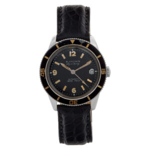 Blancpain  Aqua Lung Stainless Steel Black dial 36mm Automatic watch