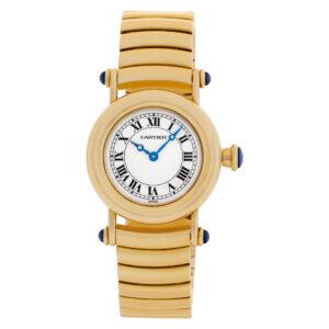 Cartier Diabolo 1440 18k yellow gold 27.5mm Quartz watch
