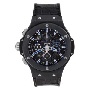 Hublot Aero Bang 310G.Cl.1170.GR.ACF09 Ceramic Black dial 44.5mm Automatic watch