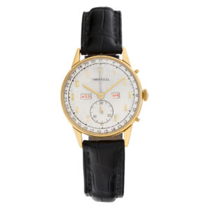 Tiffany & Co. Day-Date T243449 14k 32mm Manual watch