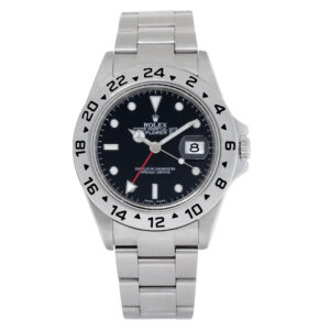Rolex Explorer II 16570T stainless steel 40mm auto watch
