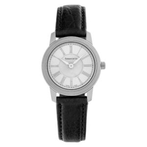 Tiffany & Co. Resonator 17041835 Stainless Steel Silver dial 27.5mm Quartz watch