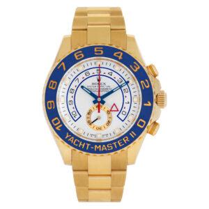 Rolex Yacht-Master II 116688 18k 44mm auto watch