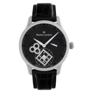 Maurice Lacroix Masterpiece MP 7158 stainless steel 43mm Manual watch