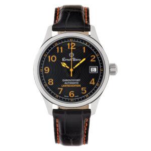 Ernst Benz Chronosport 30266-MB stainless steel 35.5mm auto watch