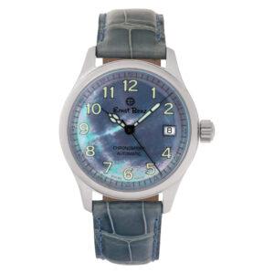 Ernst Benz Chronosport 30200 stainless steel 35.5mm auto watch