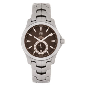 Tag Heuer Link WJF211C.BA0570 stainless steel 38mm auto watch