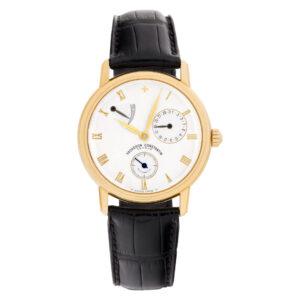 Vacheron Constantin patrimony 47200 18k 36mm auto watch