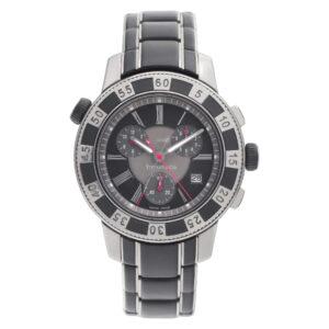 Tiffany & Co. Resonator Mark T-57 Stainless Steel Grey dial 42mm Quartz watch