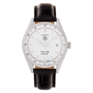 Tag Heuer Carrera WV2116.FC6181 stainless steel 39mm auto watch