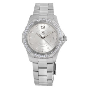 Tag Heuer Aquaracer WAF1118 stainless steel 38mm Quartz watch