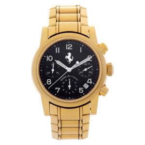 Girard Perregaux Ferrari 8020 18k 38mm auto watch