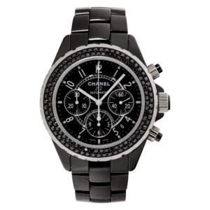 Chanel J12 H1419 ceramic 41mm auto watch