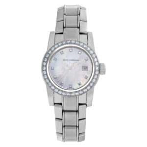 Girard Perregaux Lady F 8039 stainless steel 28mm auto watch