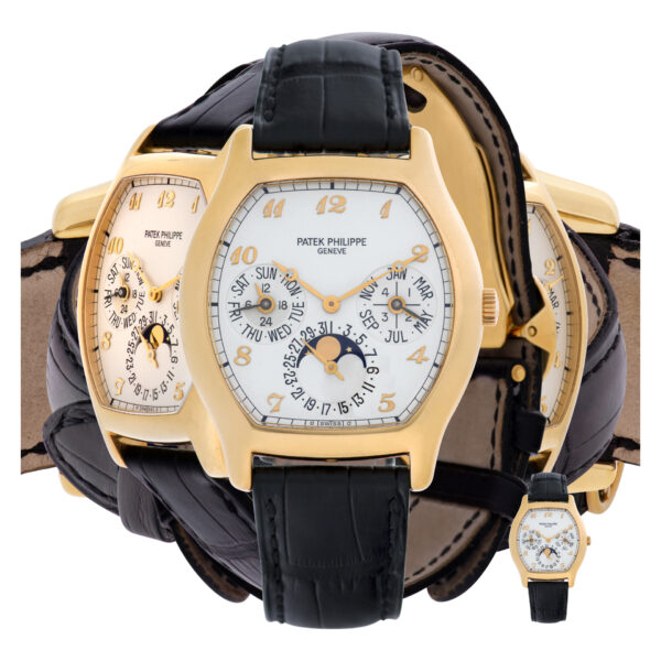 Patek Philippe Perpetual Calendar 5040 18k 36mm auto watch