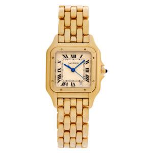 Cartier Panthere w2501489 18k 27mm Quartz watch