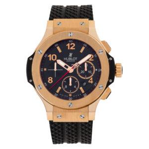 Hublot Big Bang 301.px.1180.rx 18k rose gold 44mm auto watch