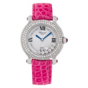 Chopard Happy Sport 27/8238-21 stainless steel 33mm Quartz watch