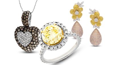 All Luxury Jewelry Menu