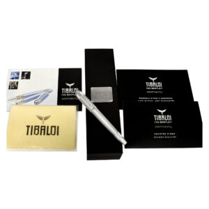 Tibaldi for Bentley Continental ball point pen. Limited edition #510/999.