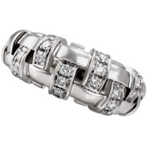 Tiffany & Co 18k ring