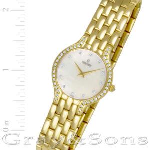 Concord 29-62-266 14k 25mm Quartz watch