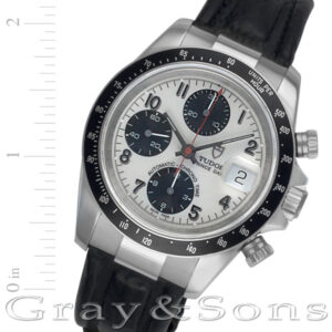 Tudor Prince Date 79260p stainless steel 44mm auto watch
