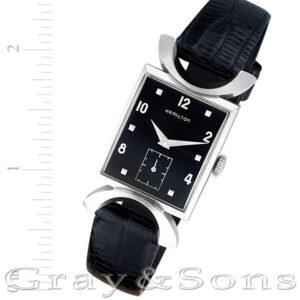 Hamilton 14k 22mm Manual watch