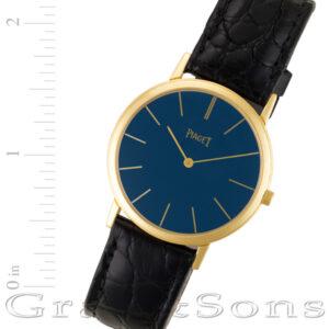 Piaget Classic 18k 32mm Manual watch