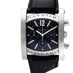 Bvlgari Assioma aa 48 s ch stainless steel 38mm auto watch