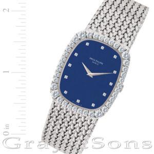 Patek Philippe Ellipse 3617/1 18k white gold 28mm Manual watch