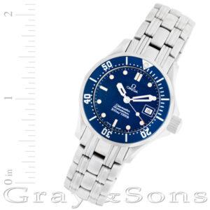 Omega Seamaster 2224.80.00 stainless steel 28mm Quartz watch