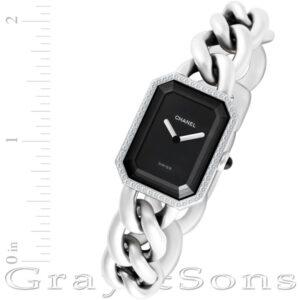 Chanel Premiere H3252 stainless steel 20mm Quartz watch