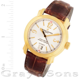Vacheron Constantin Malte 42015/000J 18k 37mm auto watch