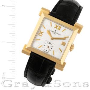 Vacheron Constantin Historique Carree 726981 18k 28.5mm Manual watch