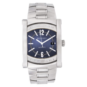 Bvlgari Assioma AA 48 S stainless steel 37.5mm auto watch