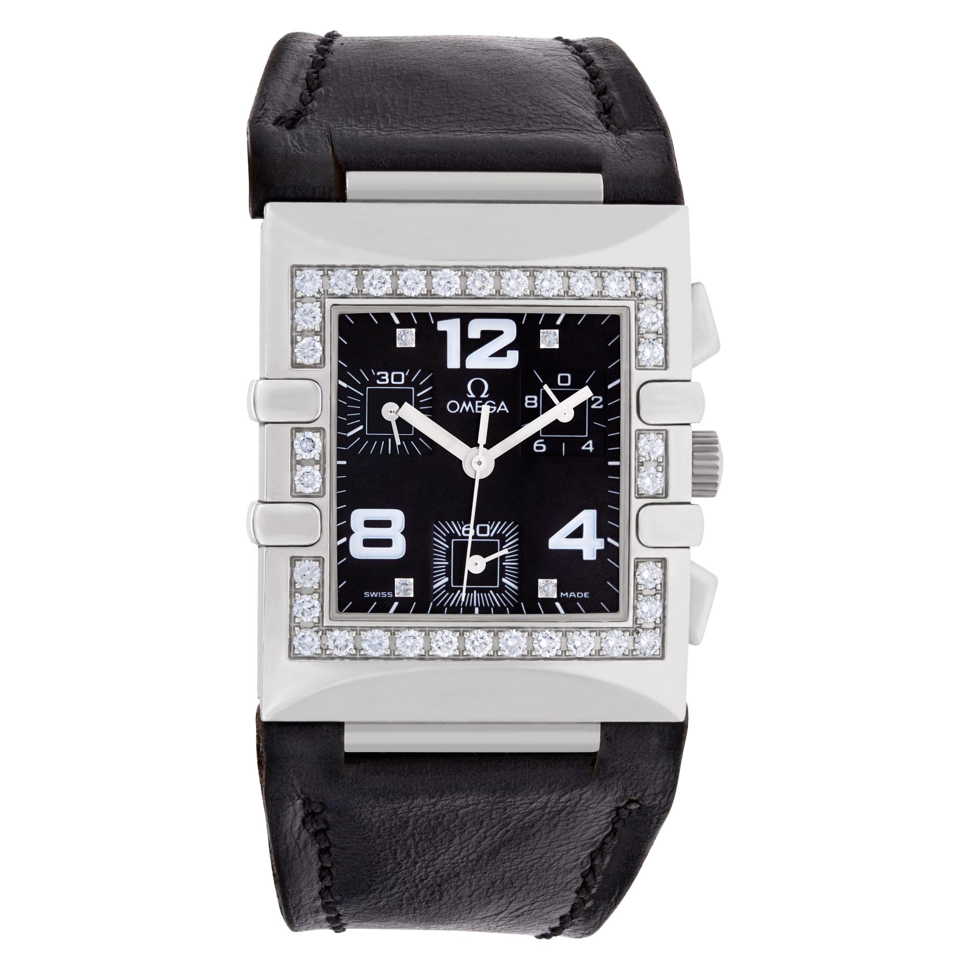 Omega Constellation 18475511 stainless steel 27.5mm Quartz watch