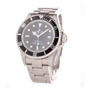 Rolex Sea-Dweller 16600T stainless steel 40mm auto watch