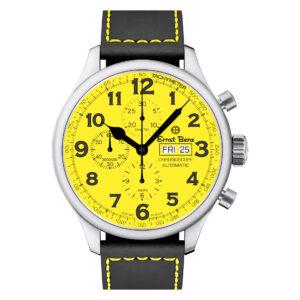 Ernst Benz Chronoscope 10100/GC10119 stainless steel 47mm auto watch