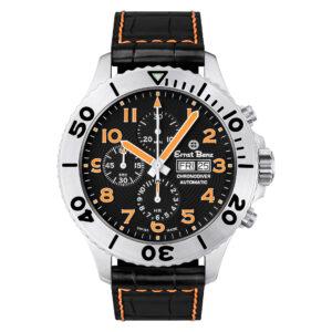 Ernst Benz Chronodiver GC10726 stainless steel 47mm auto watch