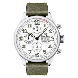 Ernst Benz Chronoscope GC10112 stainless steel 47mm auto watch