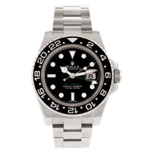 Rolex GMT-Master II 116710LN stainless steel 40mm auto watch